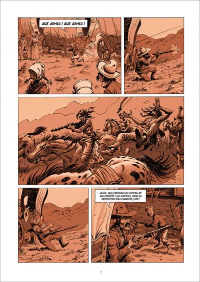 Page 7 Le vagabond des étoiles tome 2