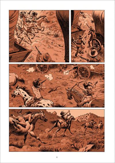 Page 8 Le vagabond des étoiles tome 2