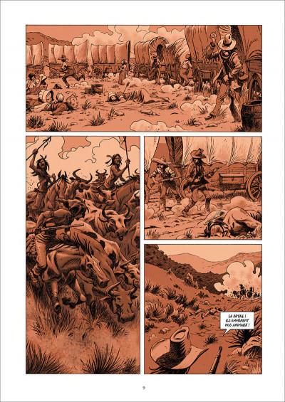 Page 9 Le vagabond des étoiles tome 2