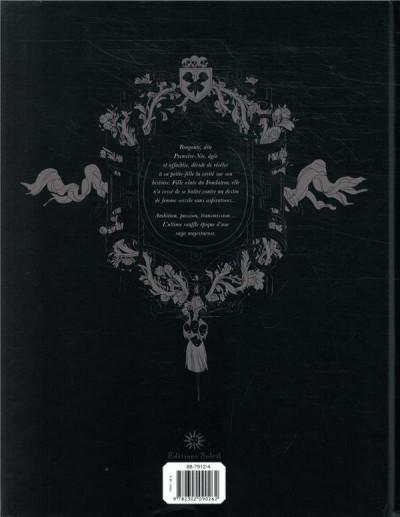 Dos Les ogres-dieux tome 4 + ex-libris offert