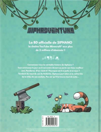 Dos SiphAdventure tome 1