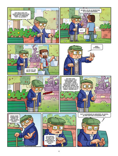 Page 4 SiphAdventure tome 1