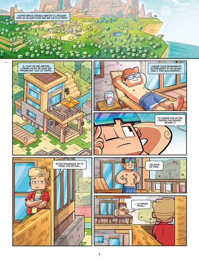 Page 5 SiphAdventure tome 1