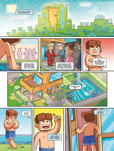 Page 8 SiphAdventure tome 1