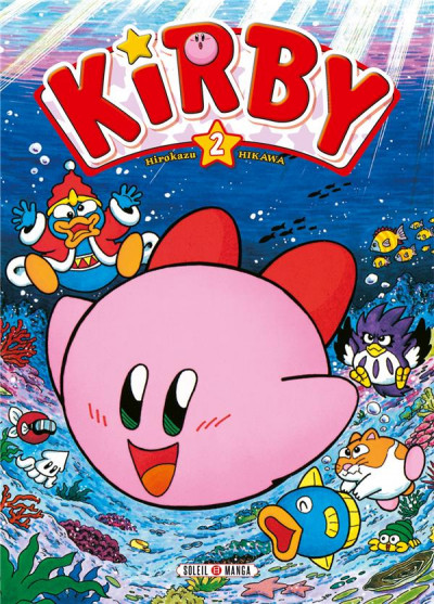 Couverture Kirby tome 2