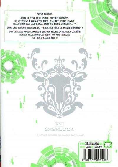 Dos Moi, Sherlock tome 1