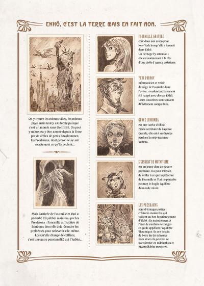 Page 2 Ekhö - monde miroir tome 10 + ex-libris offert