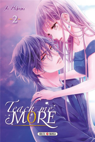 Couverture Teach me more tome 2