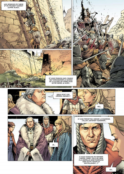 Page 4 Légende tome 8