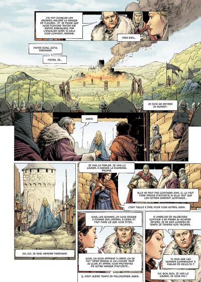 Page 5 Légende tome 8