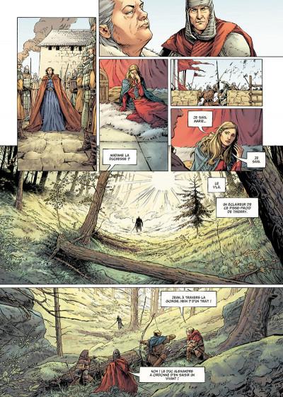 Page 6 Légende tome 8