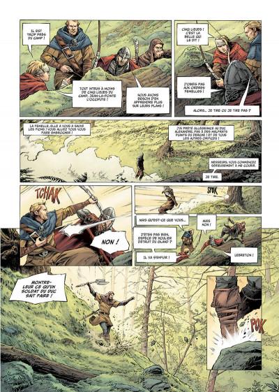 Page 7 Légende tome 8