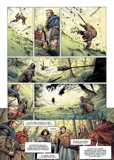 Page 8 Légende tome 8
