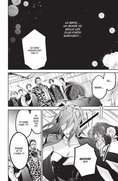 Page 4 Trois yakuzas pour une otaku tome 1