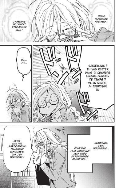 Page 7 Trois yakuzas pour une otaku tome 1