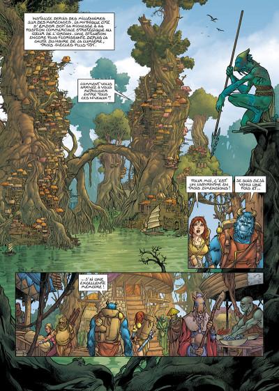 Page 3 Les forêts d'opale tome 12