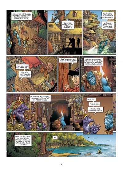 Page 4 Les forêts d'opale tome 12