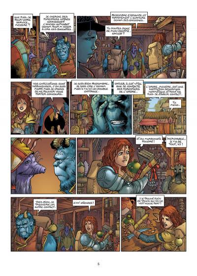 Page 5 Les forêts d'opale tome 12