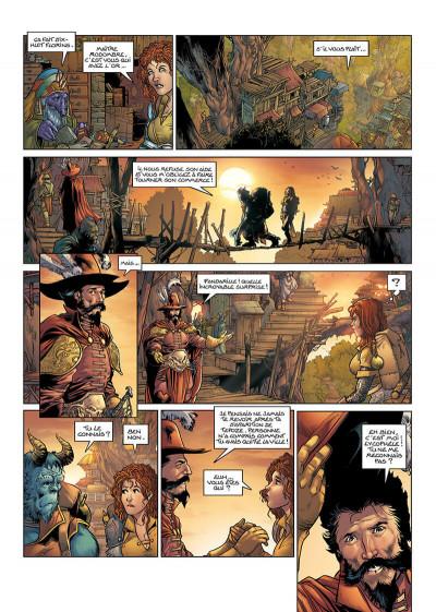 Page 6 Les forêts d'opale tome 12