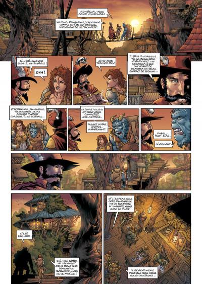 Page 7 Les forêts d'opale tome 12