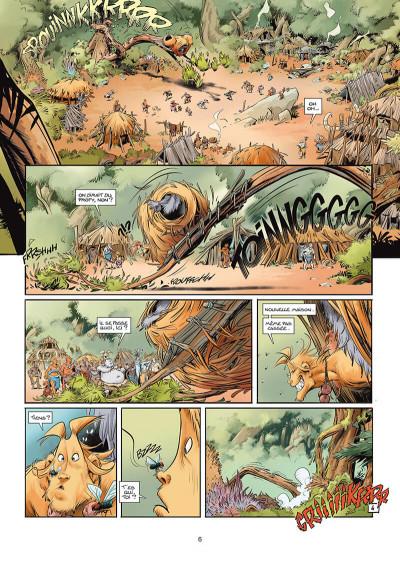 Page 6 Trolls de troy tome 25