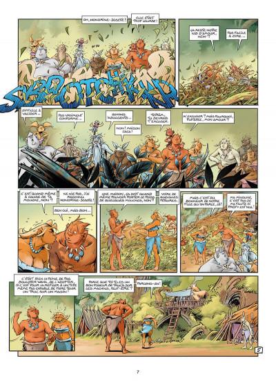 Page 7 Trolls de troy tome 25