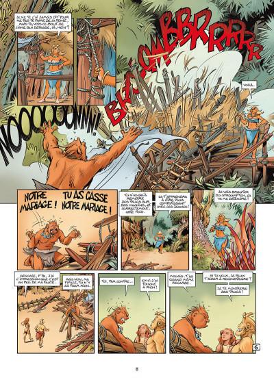 Page 8 Trolls de troy tome 25
