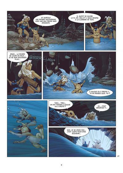 Page 9 Atalante - Première larme