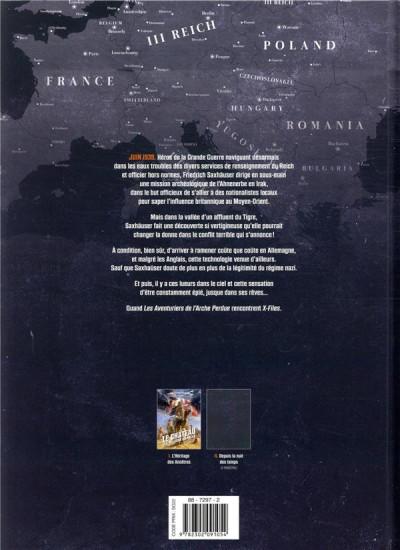 Dos Le château des millions d'années tome 1