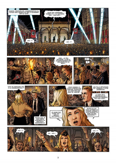 Page 3 Le château des millions d'années tome 1