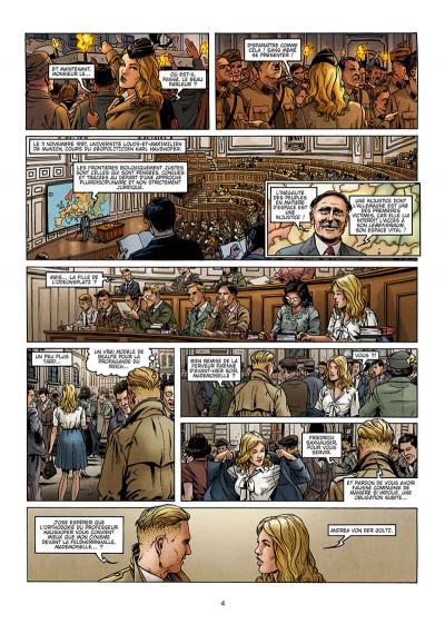 Page 4 Le château des millions d'années tome 1