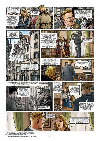 Page 5 Le château des millions d'années tome 1
