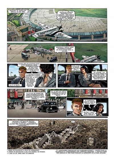 Page 7 Le château des millions d'années tome 1