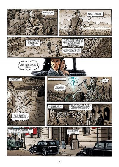 Page 8 Le château des millions d'années tome 1