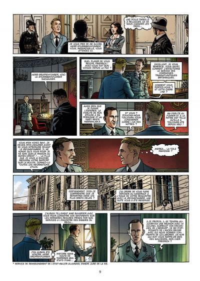 Page 9 Le château des millions d'années tome 1