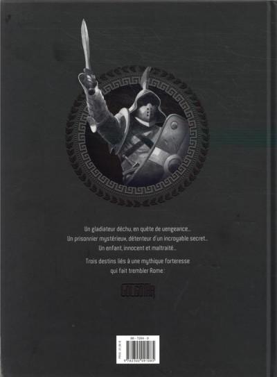 Dos Golgotha (éd. noir et blanc) tome 1