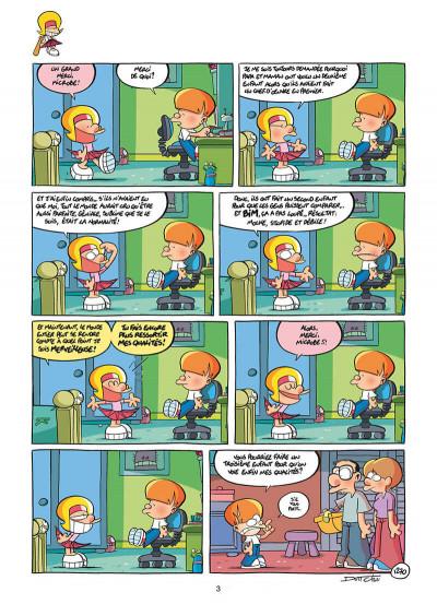 Page 3 Les p'tits diables tome 31