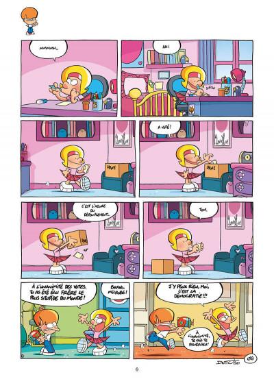 Page 6 Les p'tits diables tome 31