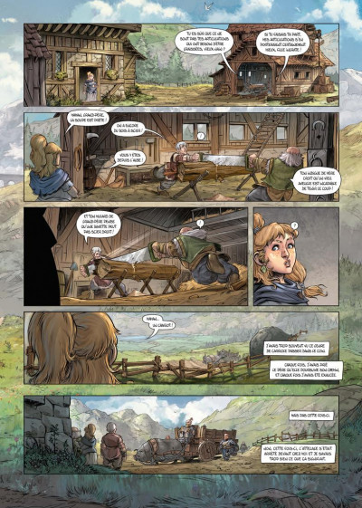 Page 2 Nains tome 20 + ex-libris offert