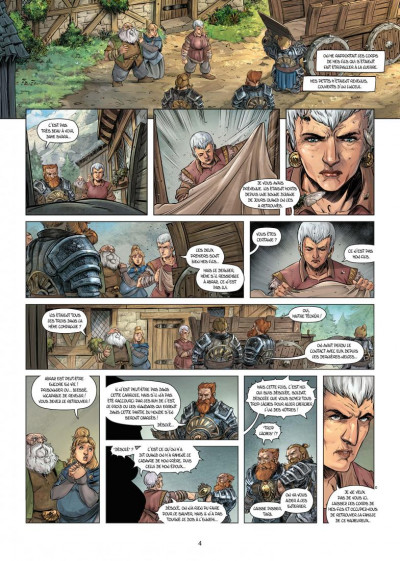 Page 3 Nains tome 20 + ex-libris offert