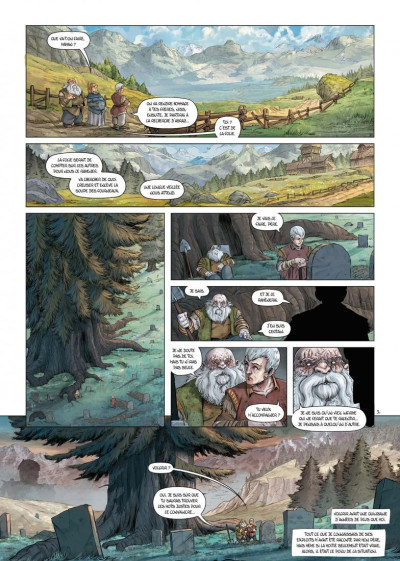 Page 4 Nains tome 20 + ex-libris offert