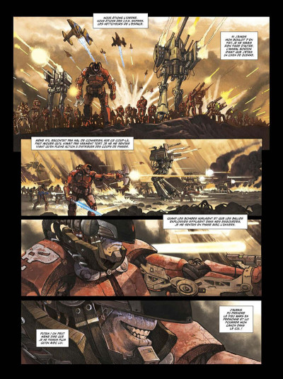Page 3 I.S.S. snipers tome 1 + ex-libris offert