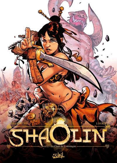 Couverture Shaolin tome 2
