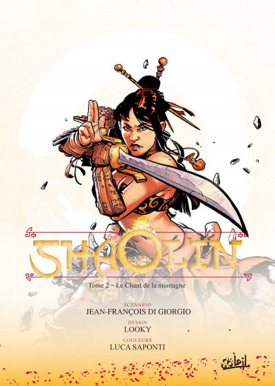 Page 1 Shaolin tome 2