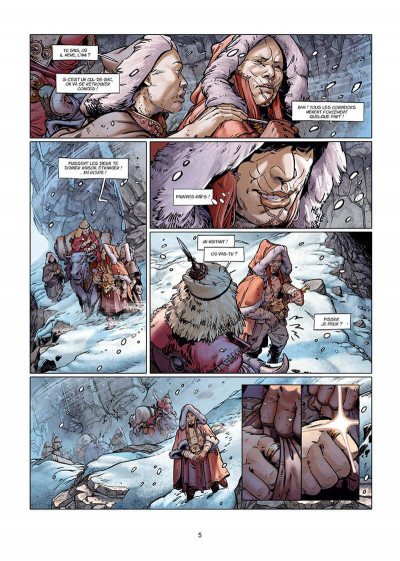 Page 5 Shaolin tome 2