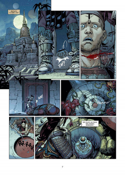 Page 7 Shaolin tome 2