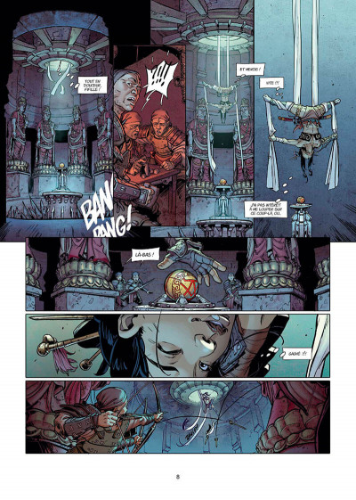 Page 8 Shaolin tome 2