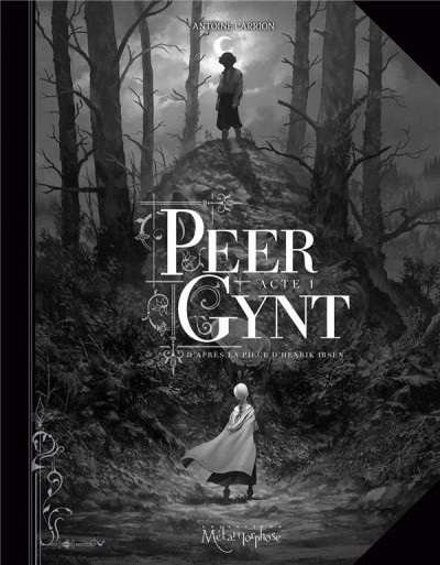 Couverture Peer gynt tome 1