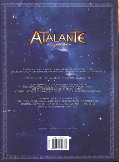 Dos Atalante - intégrale tomes 6 à 10
