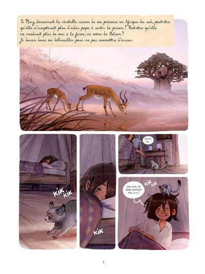Page 5 Lulu et Nelson tome 2
